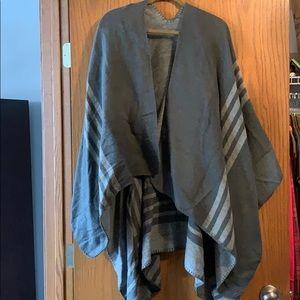 NWOT Poncho/Kimono